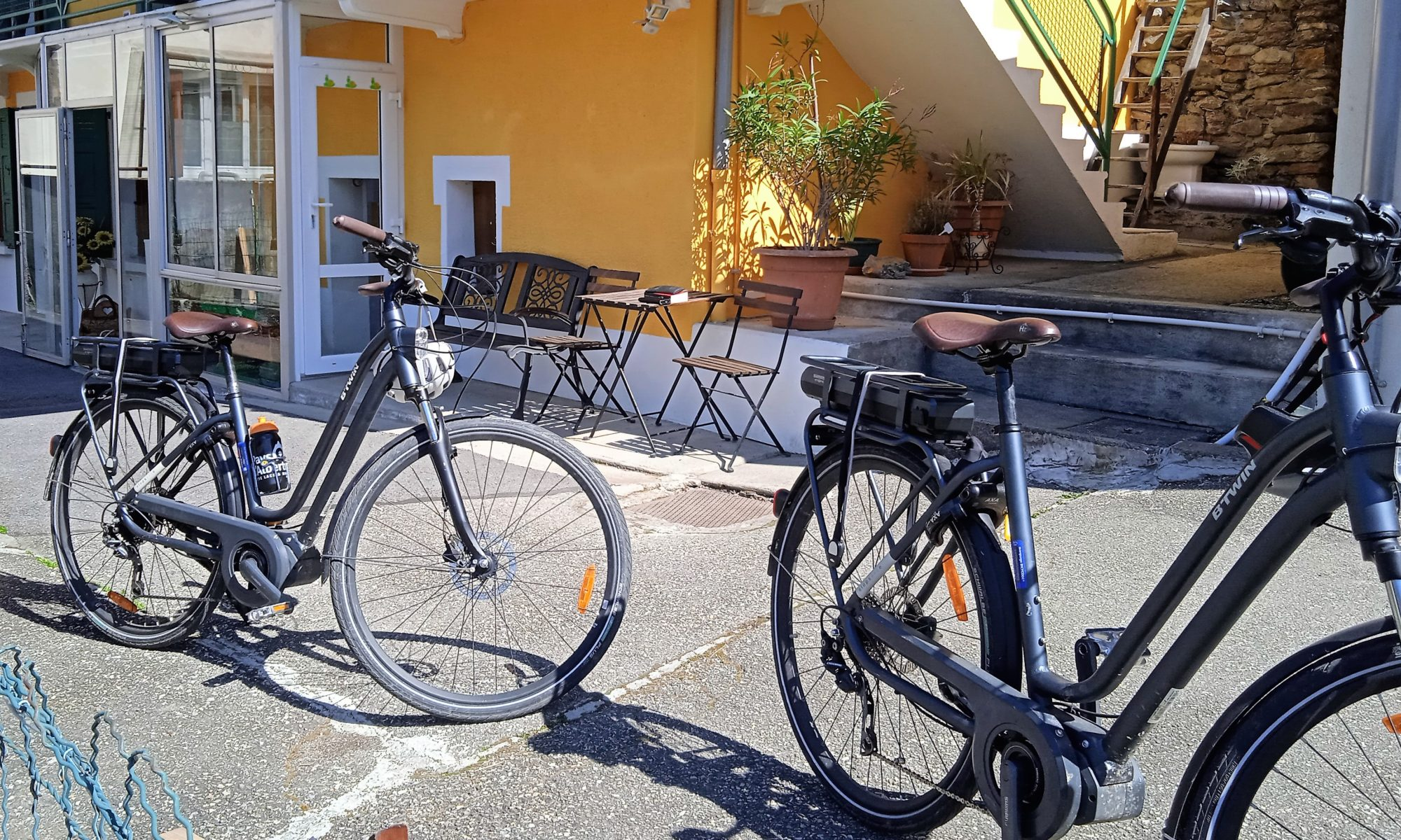 cyclotourisme Albertville gite accueil vélos cyclos